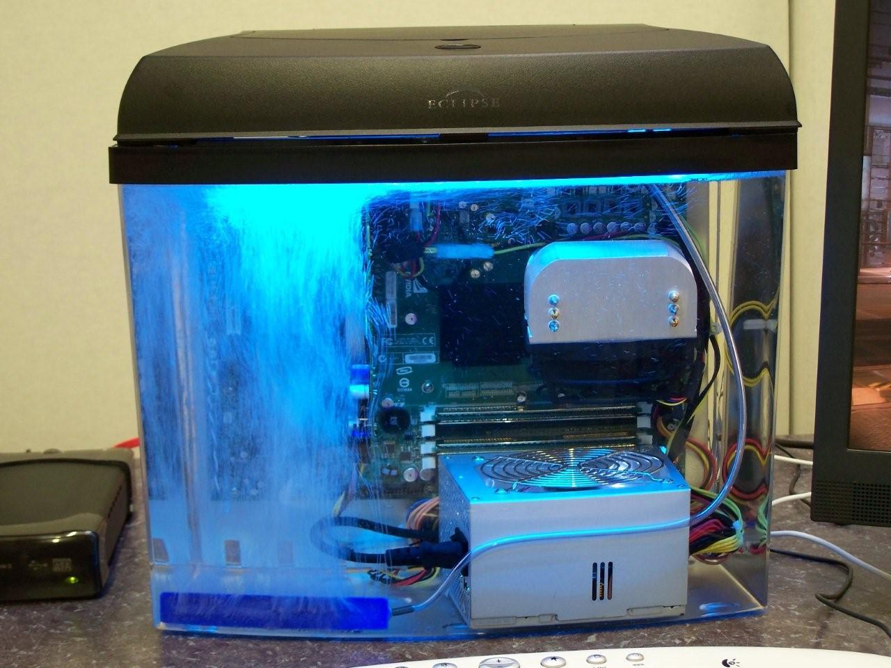 Как лучше сделать охлаждение компьютер