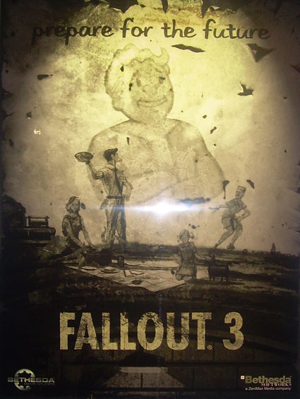 Last finished game Fallout3e32k6poster1