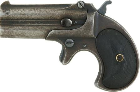 Double-Derringer-pistol
